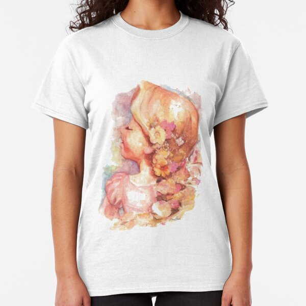 Tangled Watercolor Classic T-Shirt