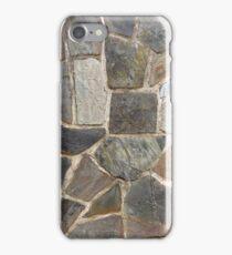 Slate barrier iPhone Case/Skin