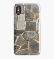 Slate barrier iPhone Case