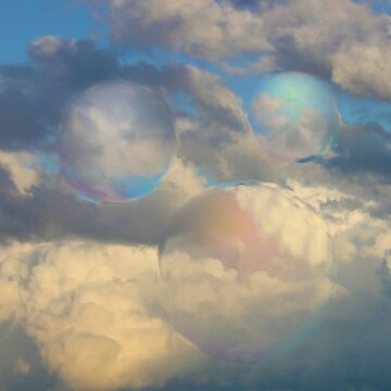 Cloud with Pattern 21 by MisFish
