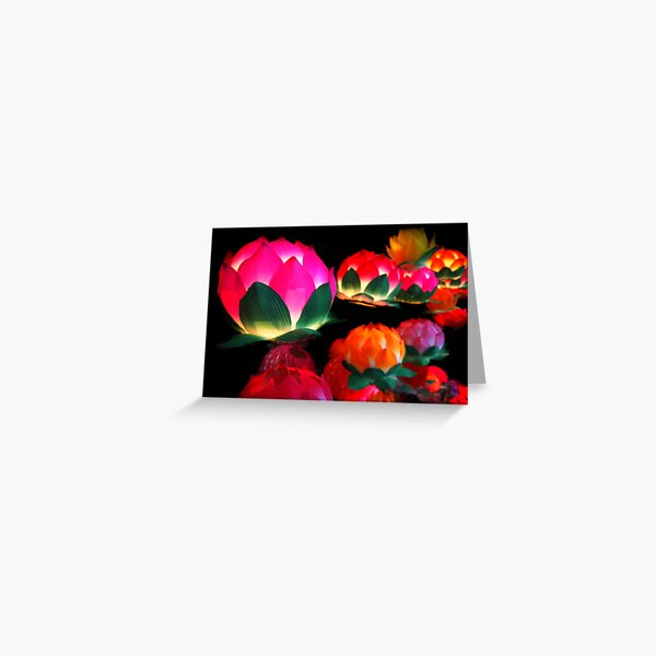 Lantern Festival Greeting Card