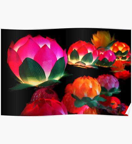 Lantern Festival Poster