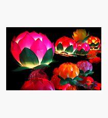 Lantern Festival Photographic Print