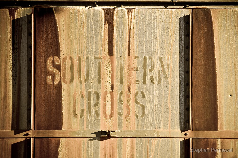 Southern Cross - South Australia by Stephen Permezel