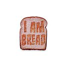 I am Bread mug - OFFICIAL MERCHANDISE by BossaStudios