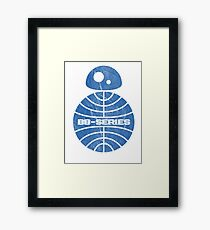 BB_Series Framed Print