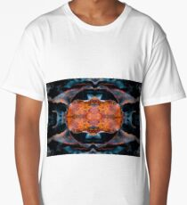Tarkine Patterns Long T-Shirt