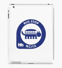 Neko Bus Stop Merchandise iPad Case/Skin