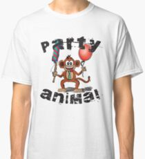 Party monkey Classic T-Shirt