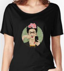 Frida Women's Relaxed Fit T-Shirt