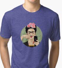 Frida Tri-blend T-Shirt