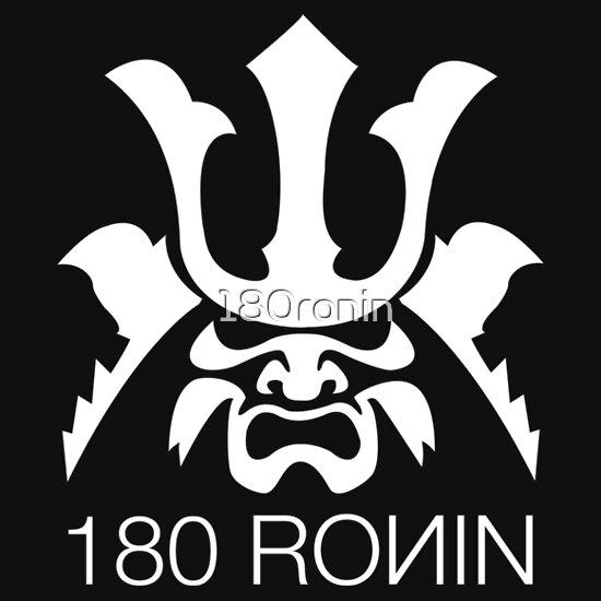 TShirtGifter presents: 180ronin