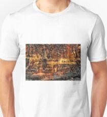 Fire Drip Cadillac  T-Shirt