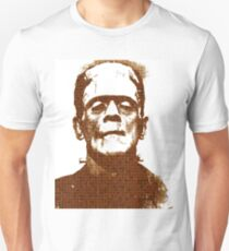 Scrabble Frankenstein's Monster T-Shirt