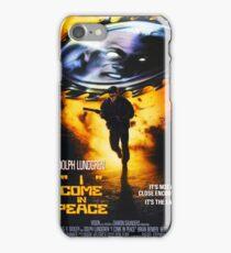 I Come In Peace (Dark Angel) iPhone Case/Skin