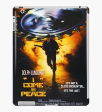 I Come In Peace (Dark Angel) iPad Case/Skin