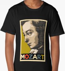 Mozart Long T-Shirt
