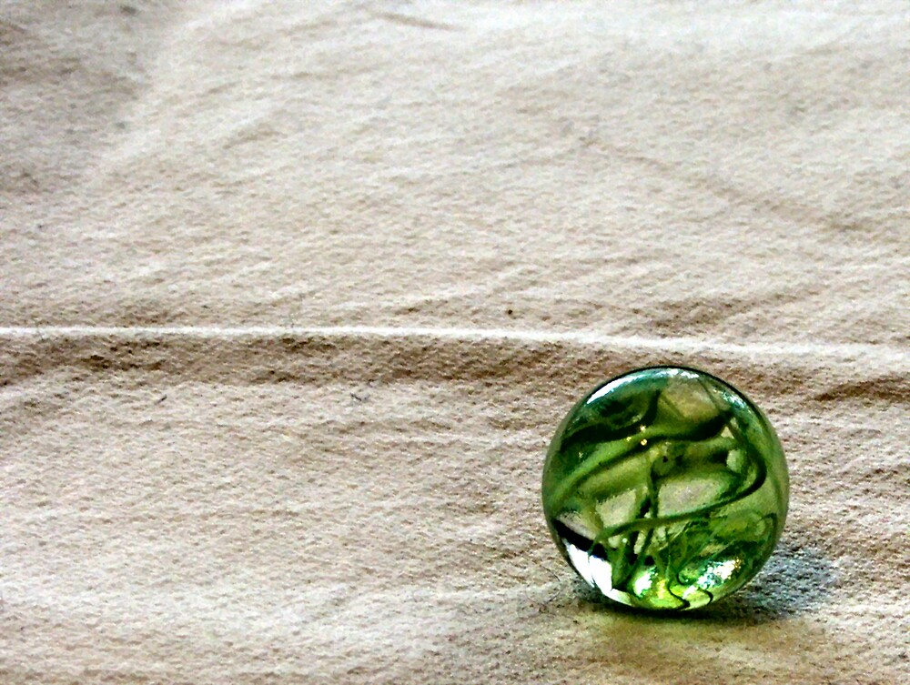 Green Marble Study by Sadandal