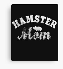 Hamster Mom Canvas Print
