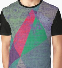 Geometric Differential Graphic T-Shirt
