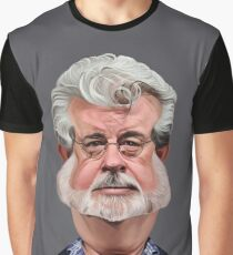 George Lucas Graphic T-Shirt