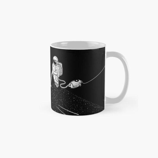 Space Cleaner Classic Mug