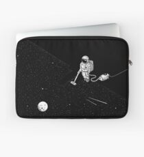 Space Cleaner Laptoptasche