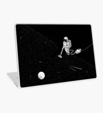 Space Cleaner Laptop Skin