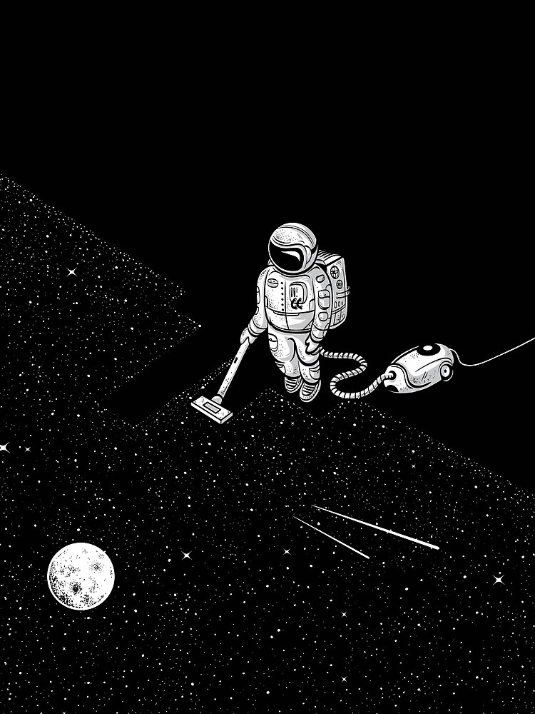 Space Cleaner by RobertRichter