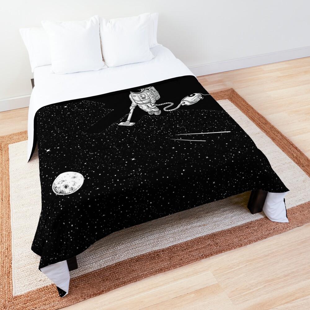 Space Cleaner Comforter