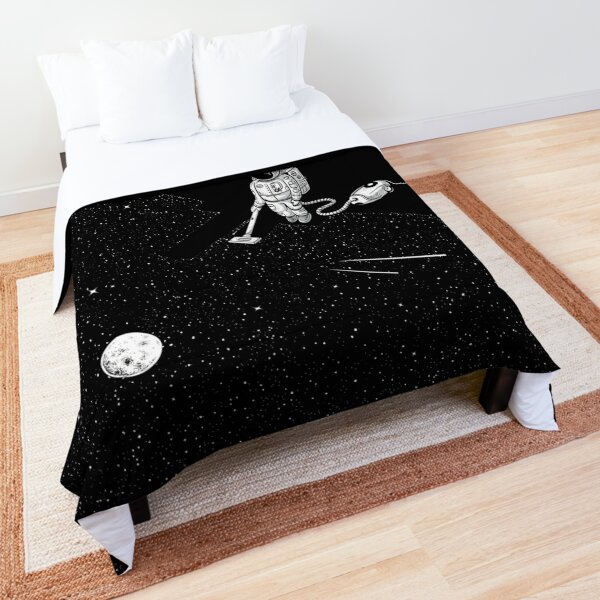 Space Cleaner Comforter