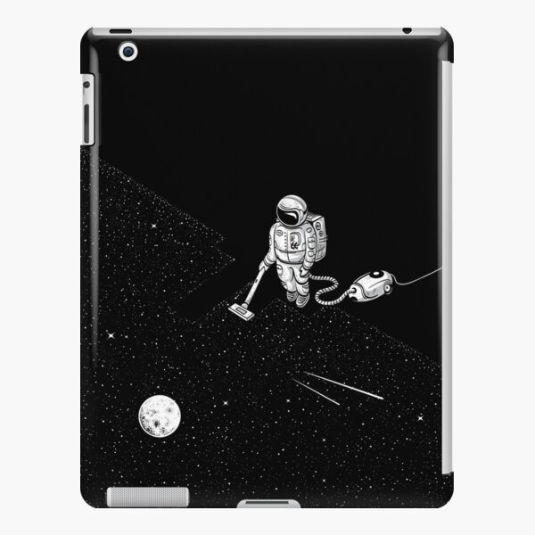 Space Cleaner iPad Snap Case