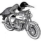 Loonie Ride by John W. Cullen