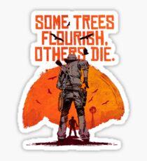 Red Dead Duel Sticker