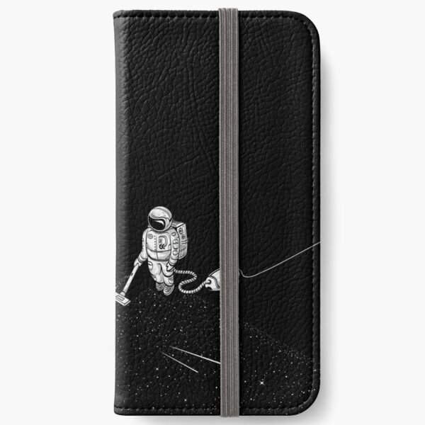 Space Cleaner iPhone Wallet