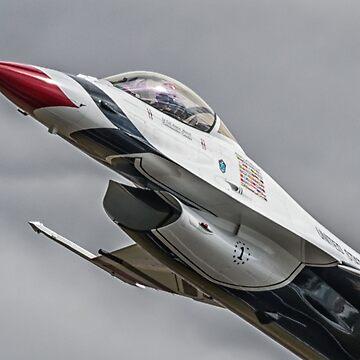 Thunderbird 1 by aviationart