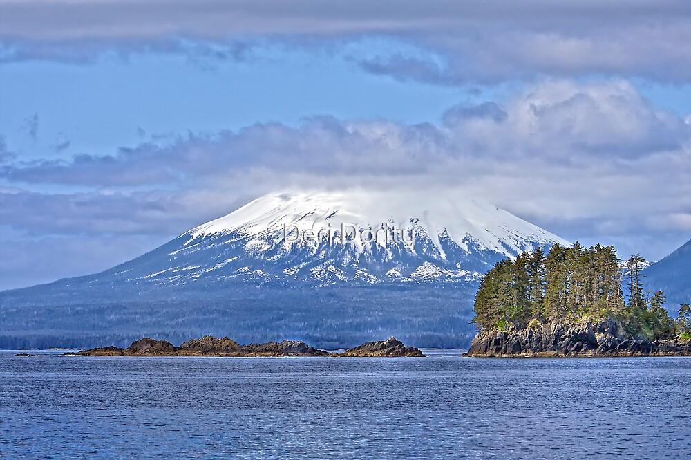 Sitka, Alaska by Deri Dority