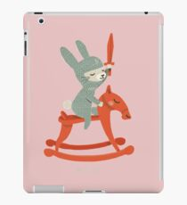 Lapin chevalier Coque et skin iPad