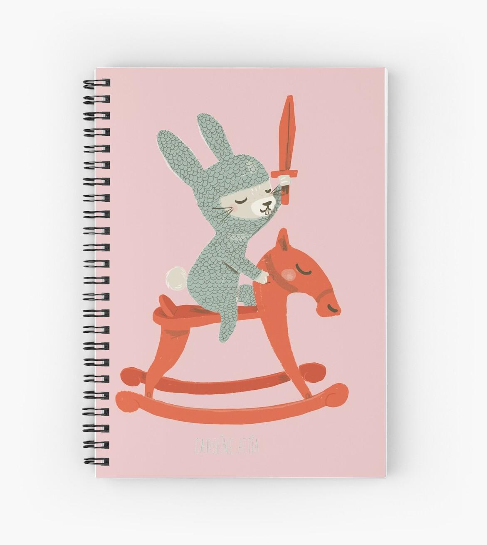 « Lapin chevalier » par BabyKarot