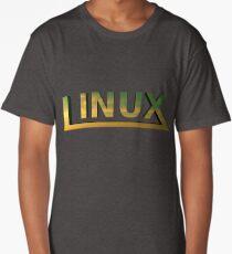 Linux Long T-Shirt