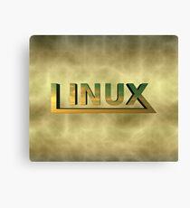 Linux Canvas Print