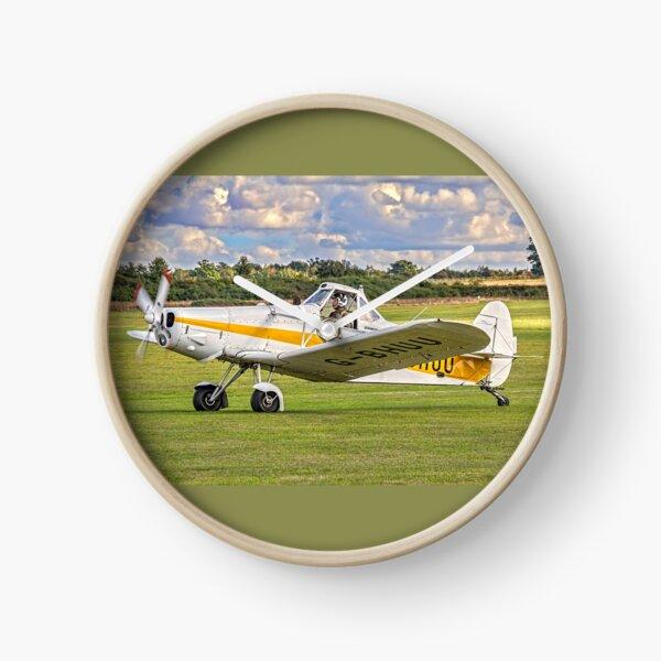 Piper PA-25 Pawnee 235 G-BHUU Clock
