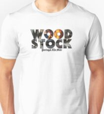 Portugal. The Man - Woodstock T-Shirt