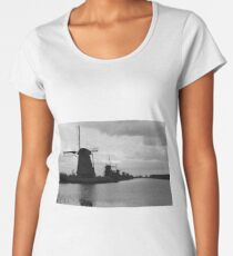 Windmills Women's Premium T-Shirt