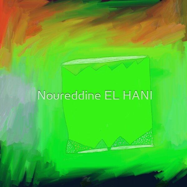L'EXIL DU JAUNE by Noureddine EL HANI