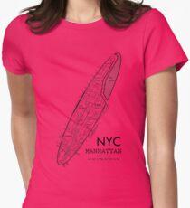 NYC, Manhattan neighborhoods T-Shirt