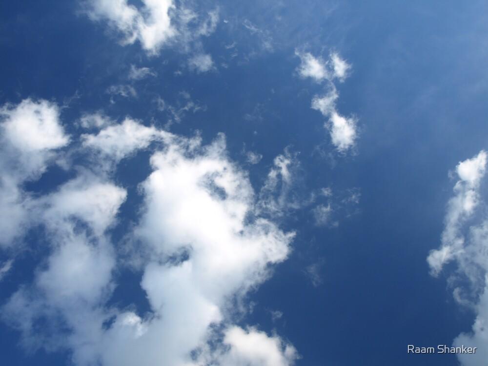 Cloud Number Nine by Raam Shanker