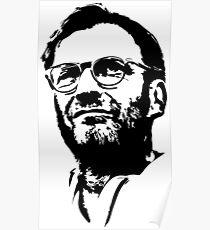Jurgen Klopp Poster