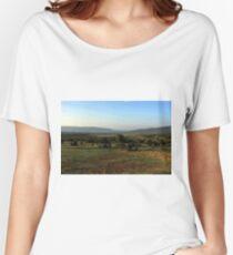 African Savanna  Women's Relaxed Fit T-Shirt