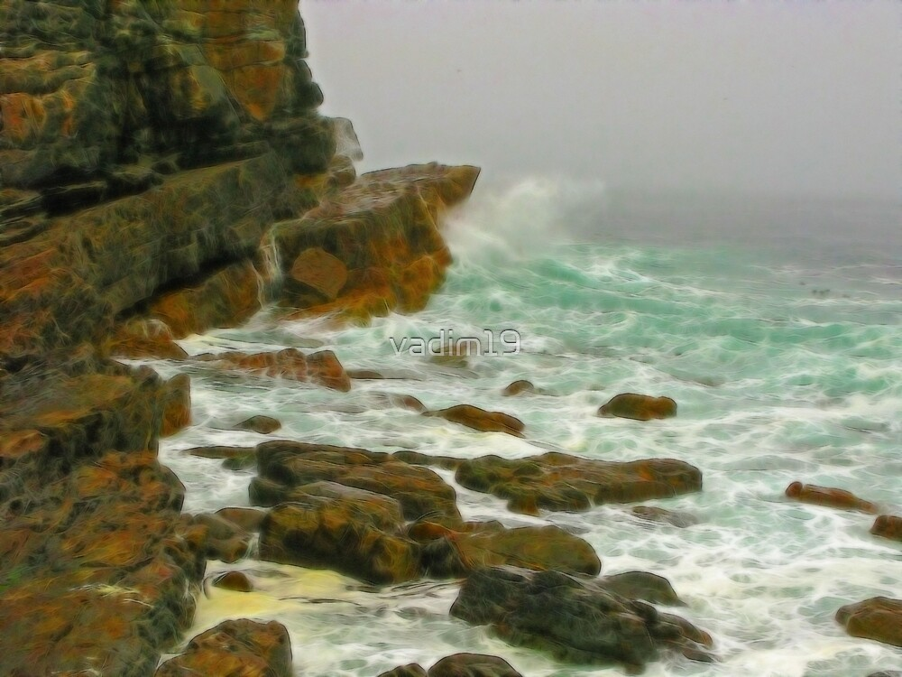 Cape Point, South Africa by vadim19